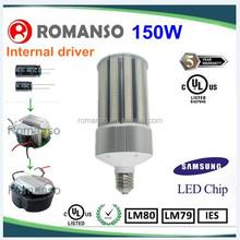 use in LED cobra high bay parking lot fixture led light bulb e39 base 120w 150w 250 Watt