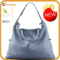 Newest HOBO vintage Convertible fahsion leather hobo bag weave