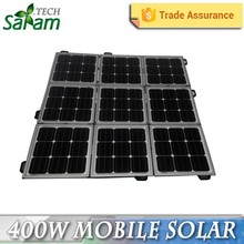 New style 400w mobile solar power 220 volt