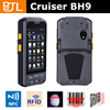 Cheap Cruiser BH9 android gps uhf rfid fingerprint 1D/2D 3g waterproof portable handheld scanner