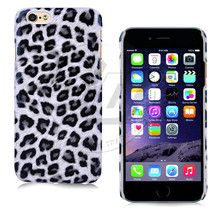 Leopard White Case Luxury For Apple iPhone 5 5s 5c Ulta Thin Hard Skin For iphone6 6 plus