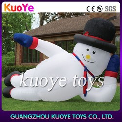 inflatable snowman large,event inflatable models,custmozied inflatable toys
