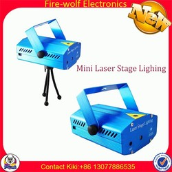 NEW!! Party RG Laser Light/In Out Door Mini DJ Laser Stage Light For Event/Wholesale Home Decoration Stage Light Manufacturers