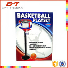 Hot sale basketball hoop set kids basketball set for sale
