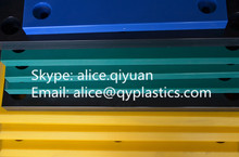 polyethylene sheet/any size high quality PE plastic sheet/Red Polyethylene UHMWPE500 sheet plastics