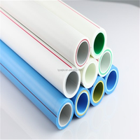 factory supply hot-selling blue plastic water pipe