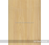 Crown Cut or Sliced maple fancy plywood 1220x2440mm