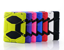 High Quality Shockproof And Waterproof Silicon Cover For iPad 2 3 4