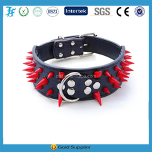 Factory Made Reasonable Price Luxury Durable Spiked Dog Collar
