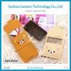 Logo customized anti-slip folding little Bear cell phone stand