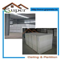 Sound Insulation Acoustic MGO Board Wall Panel