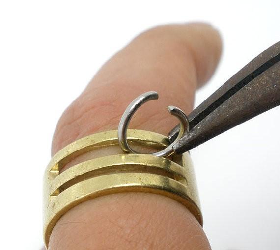 Jump Ring Opener - Jump Ring Finger Tool 1