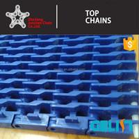 900Y-002 series modular plastic conveyor belt/plastic mesh conveyor belt/raised rib modular belt
