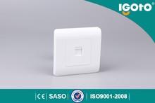 igoto 1 gang data switch socket with CE