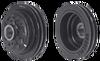 CRANKSHAFT PULLEY KIA - K2500, PREGIO Box, PREGIO Bus - 23124-242032