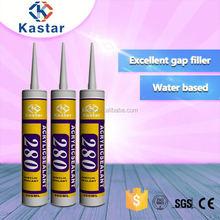 silicone density caulking glue 100%flexible