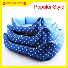 Lovely Cute Dots Pattern Pet Dog Bed New Products