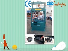 CE and ISO Approved coal powder press forming machine honeycomb press briquette machine