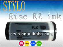sell top quality riso kz ink, compatible, japan quality, Made in China
