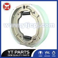 YBR125 Performance Parts Of Brake Shoe For Scooter GY6