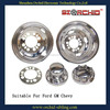 universal stainless steel wheel cover 16''
