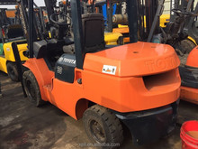 very hot sale forklift used toyota original from Japan for sale