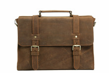 italian brown leather bags hobo leather shoulder bag men bags