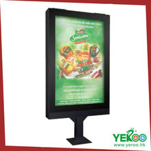 Enjoy Good Selling Double Sided Advertising Light Box Display