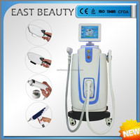 (ipl+rf+elight ) multi-functional hair removal beauty equipment