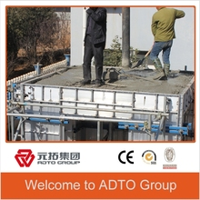 Architectural Building Aluminum Formwork System in China Adto Group