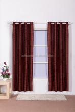 Latest new crest home curtain fashion designs 2015