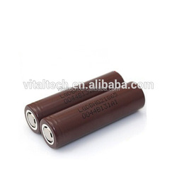 30amp high pulse lg hb2 18650 li ion battery 1500mah he2/hg2/he4 rechargeable battery lg 18650 battery