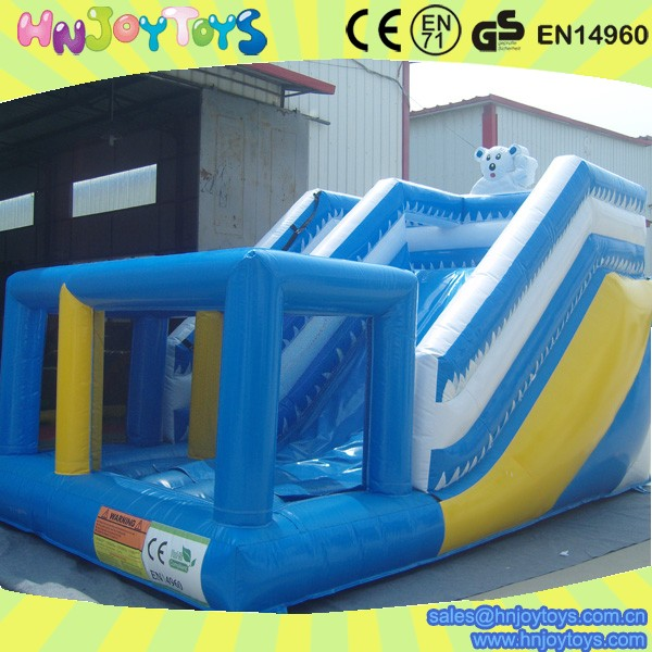 China Inflatable Games Inflatable Swimming Pools Walmart Water Park Slides For Sale Skype