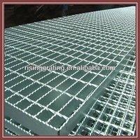 Mezzanine flooring grating