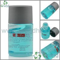 Hotel bathroom amenities bottle/botella/flasche/bouteille 20ml shampoo bath gel body lotion conditioner