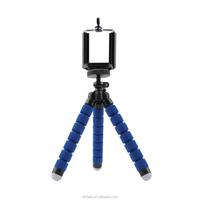 Portable Phone Holder Digital Camera Flexible Octopus Leg Tripod Bracket Selfie Stand Adapter Mount Monopod Bubble For Mobile