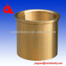 impregnated oil groove copper bushing