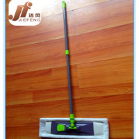 Ningbo Jiefeng PP Wholesale clean the floor 38cm mop made in china