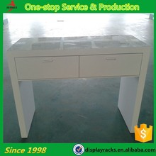 Excellent quality custom made retail store reception desk, cashier desk, furniture cashier counter