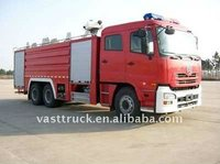 Dongfeng 6x4 airport fire truck