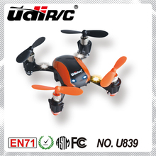 2014 NEW! 3D 2.4G 4CH 6-axis quadcopter U839