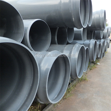 customized large diameter pvc pipe scrap