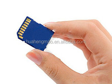 2015 new in bulk 16gb class10 hot sale sd memory card for portable Speaker/tablet PC/cctv camera/car GPS with blister