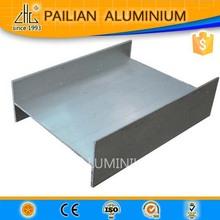 Zhonglian aluminium structural beam,clean room aluminum beam,I-beam aluminium for micro-electronics cleanroom