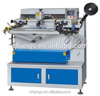 full automatic roll to roll one color screen printing machinery