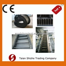 Corrugated Rubber Conveyor Belt 650mm/800mm