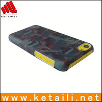 High quality customized PC phone case for iphone 5C made in China