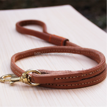 wholesale fancy china the best selling dog leash leather