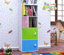 new products 100% handmade wooden furniture free combination DIY hall cabinet