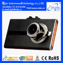 "Super thin 3.0"" driver recorder full hd 1080p car dvr video camera"